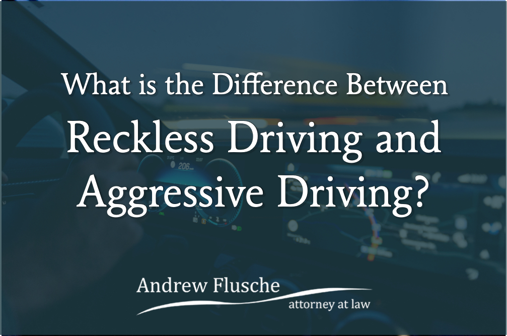 reckless driving and aggressive driving