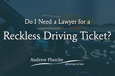 recless speeding ticket court date